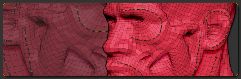 QRemesher_ZBrush_4R4